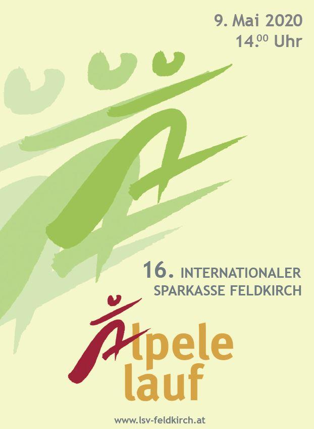 16. Internationaler Älpelelauf